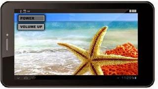 Cara Mudah Hard Reset Tablet Advan T3C