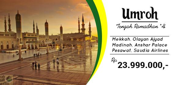 Paket Ramadhan 2019 Jakarta