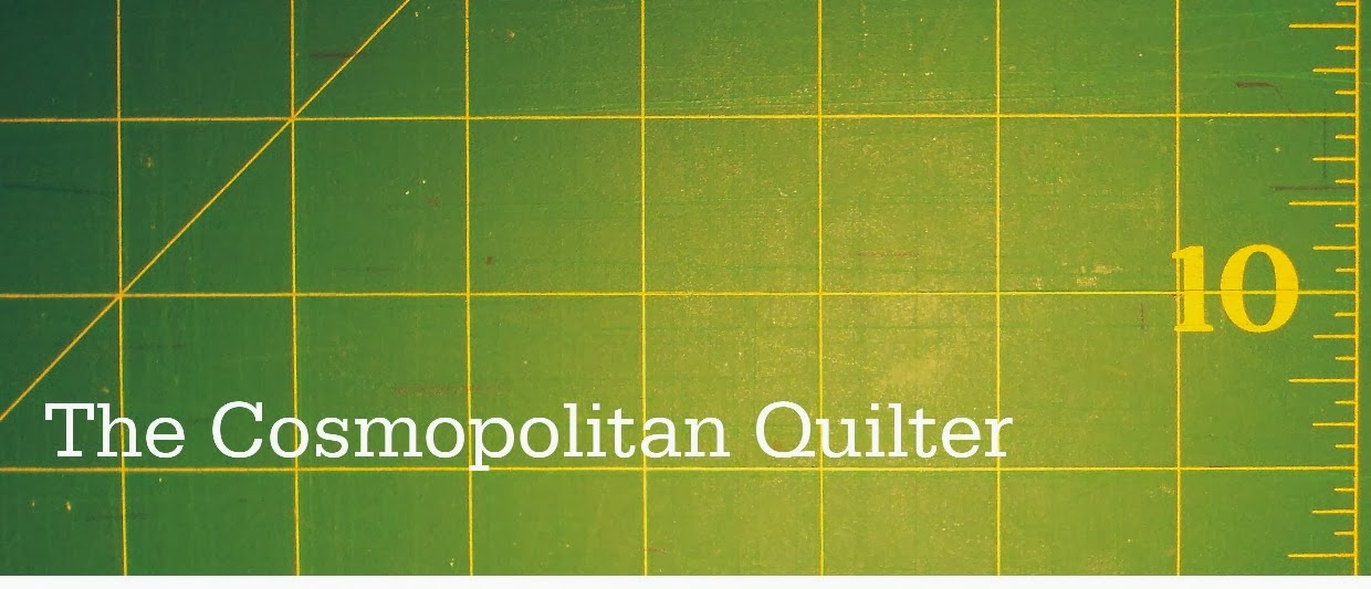 The Cosmopolitan Quilter