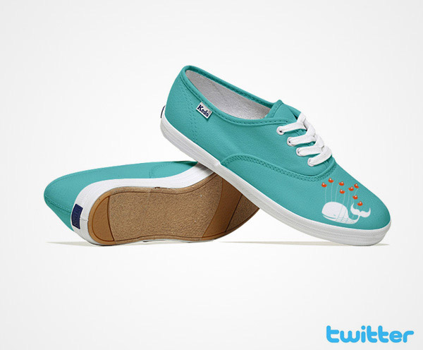 Smile Campus - Social Media Shoes Collection