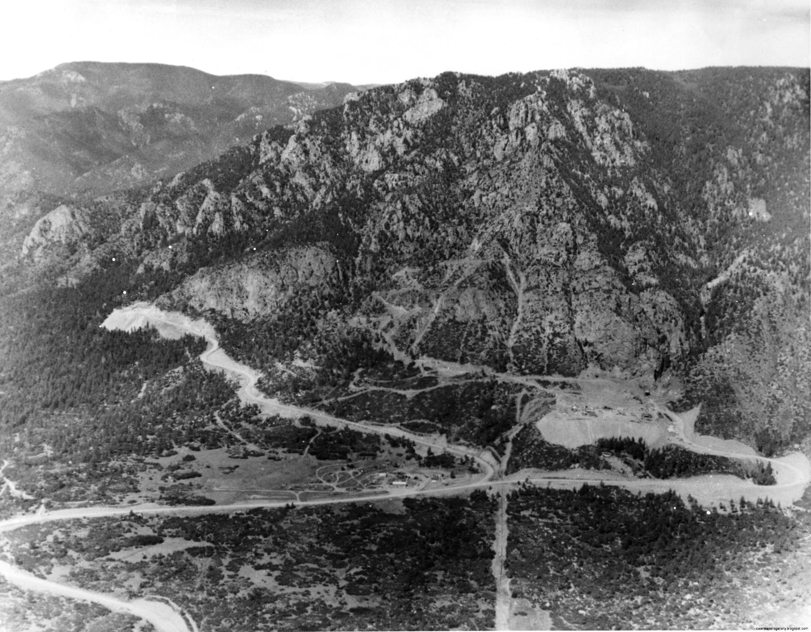 Cheyenne Mountain NORAD Colorado Springs