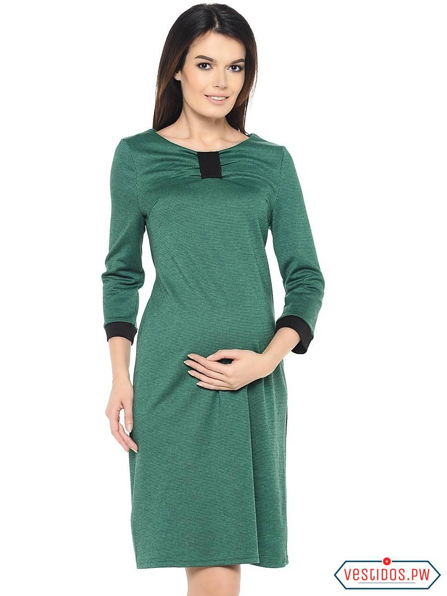 dd83fff24 Mas de 65 Ideas de Vestidos para Embarazadas ¡Modernos y SUPER ...