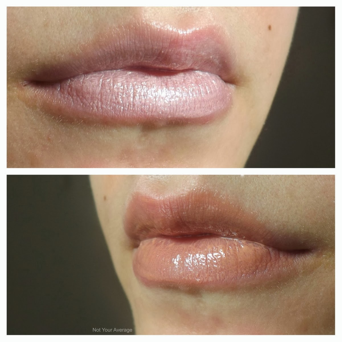 Making Pretty Lustre Lipstick Review