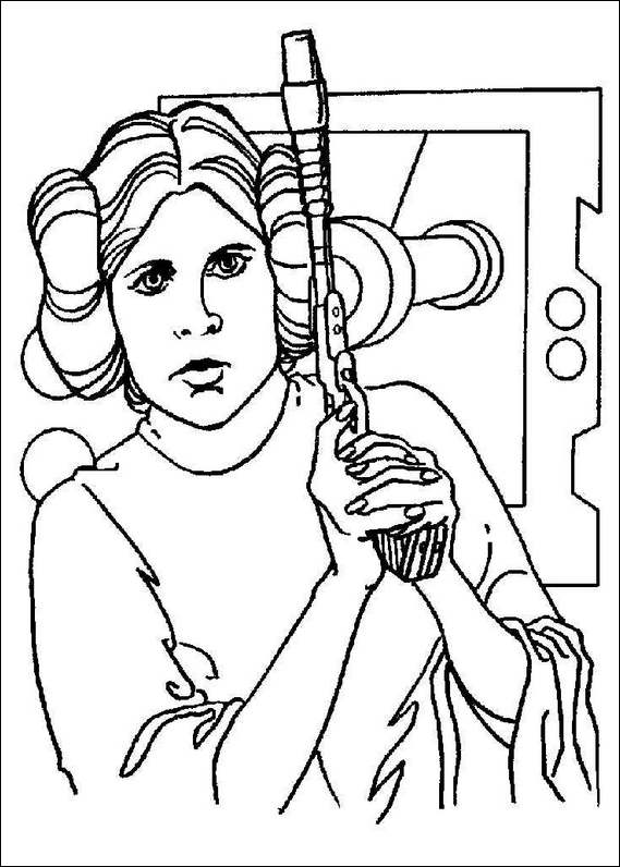 star warsa coloring pages | AUSMALBILDER - Deutschland: Ausmalbilder Star Wars zum ...
