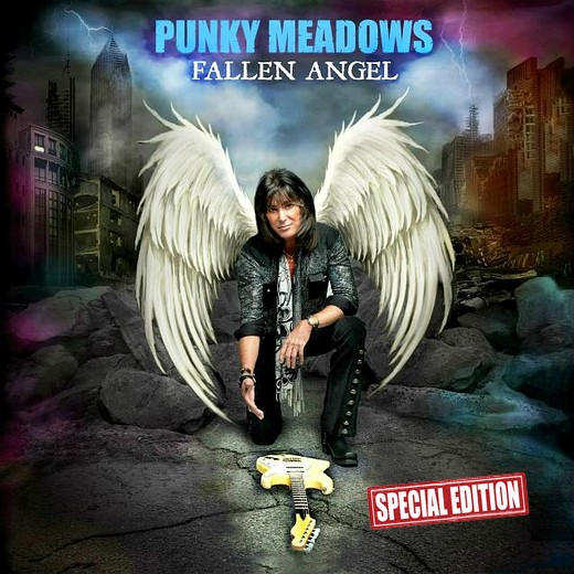 PUNKY MEADOWS - Fallen Angel [Special Edition +2] (2016) full