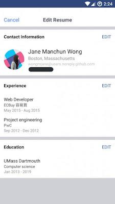 facebook-curriculum