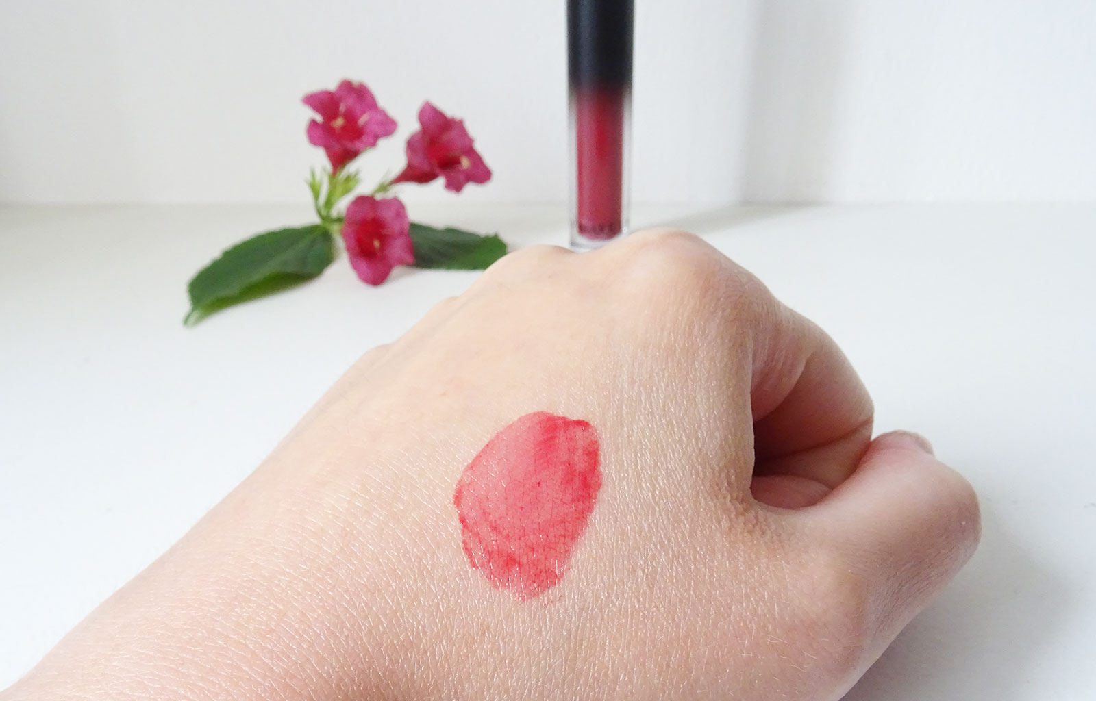 Lip & Cheek tint Emitié Make up