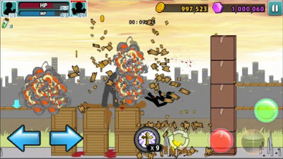 Anger of Stick 5 Apk v1.1.0 MOD Terbaru