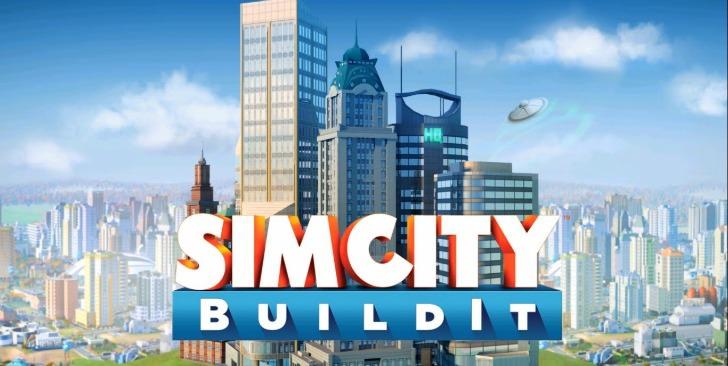 SimCity BuildIt Android Para Hileli MOD APK İndir - androidliyim