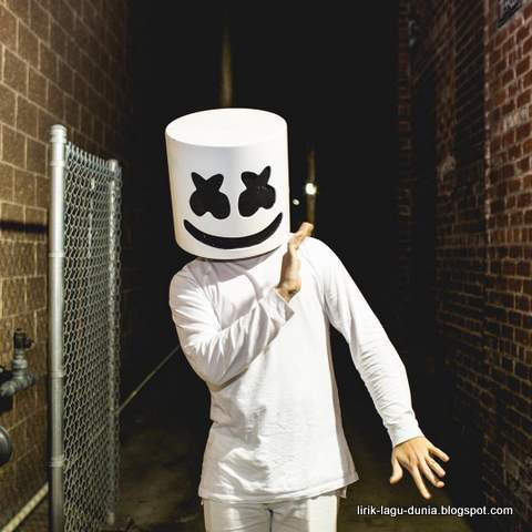 Marshmello - tumblr / instagram