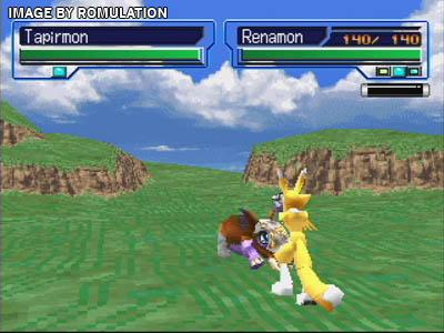 download game Digimon World 3 ISO PSX - Game Tegal