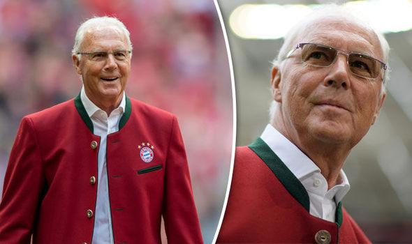 UEFA Avrupa Ligini Kazanmış Teknik Direktörler - Franz Beckenbauer - Kurgu Gücü