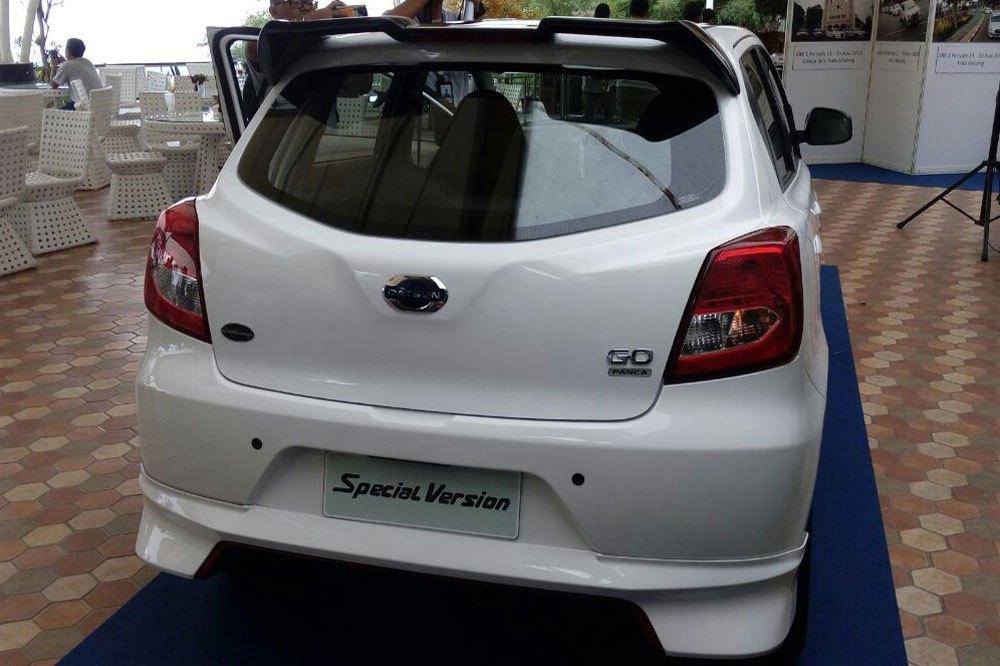 Mobil Datsun Go Special Version - HARGA PROMO NISSAN DATSUN