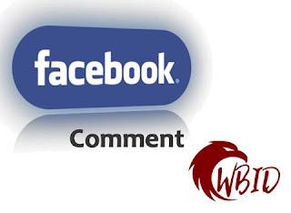 Cara Memasang Komentar Facebook Di WapBlog