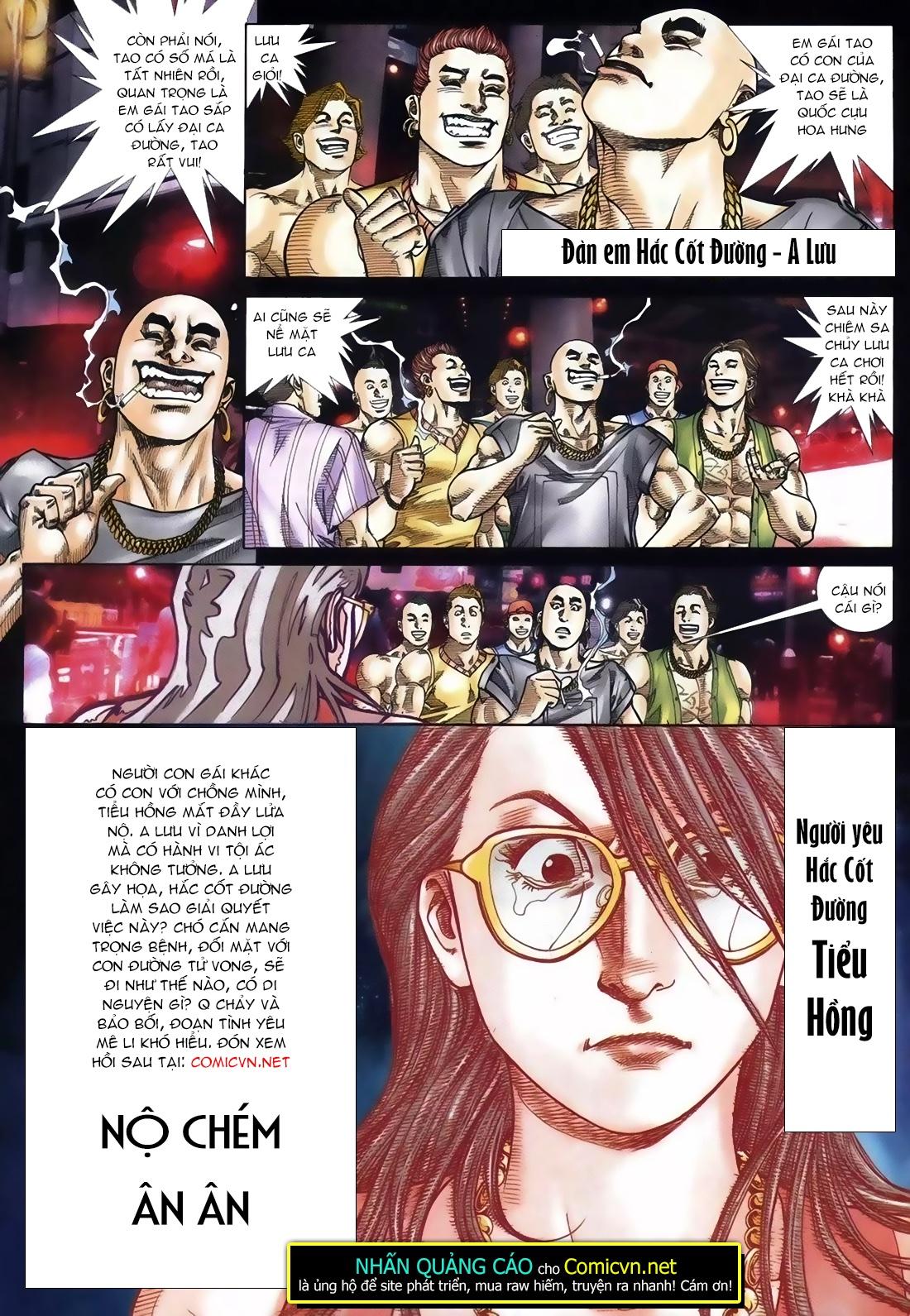 Hỏa Hồng Niên Đại Hắc Cốt Đường Chap 111 - Trang 24