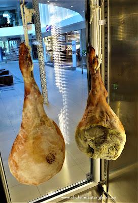 FISH and COW – STAVANGER NORWAY, vindex tengker. dry aged beef