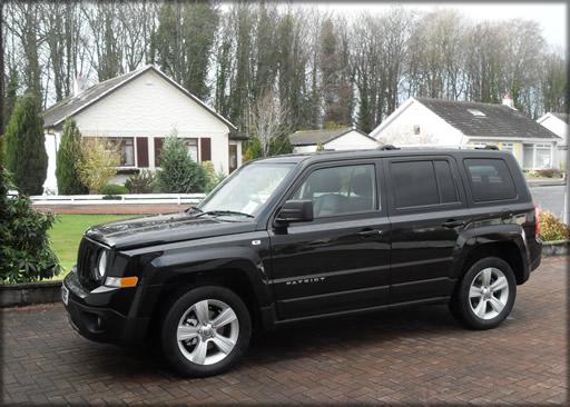 The Jeep Patriot 2006 2014 Car Universe