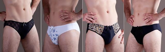 Lingerie masculina,é lançada no International Fashion Show, realizado em Las Vegas (EUA) por empresa Australiana
