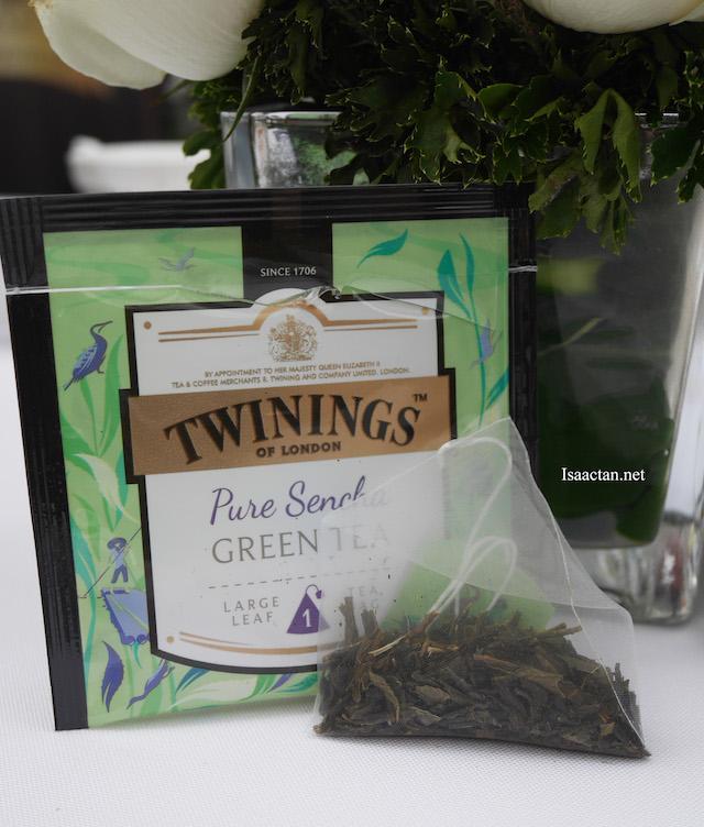 pure Sencha Green Tea
