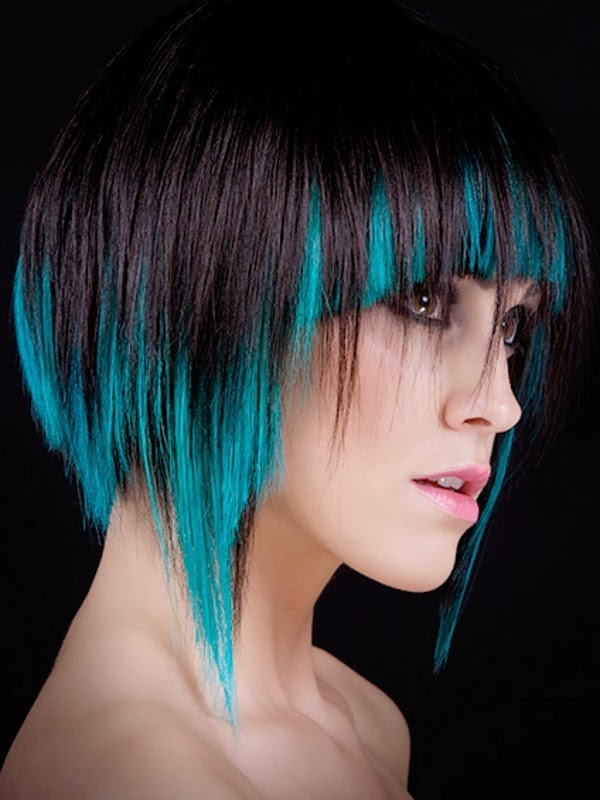 Awesome Black 39N39 Blue Hairstyles Hairstyles For Men Maxibearus