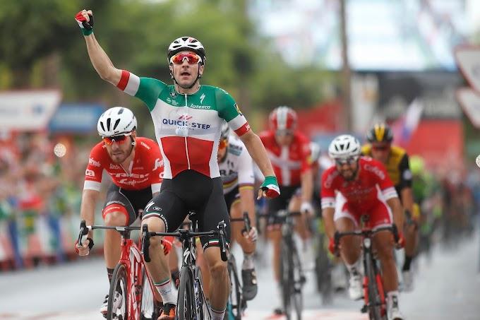 Vuelta a España 2018 - 3ª etapa