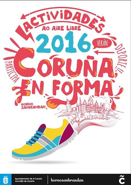 Coruña en forma 2016