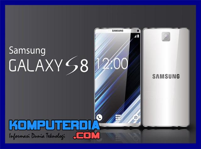 Samsung galaxy S8 dibekali RAM 6GB