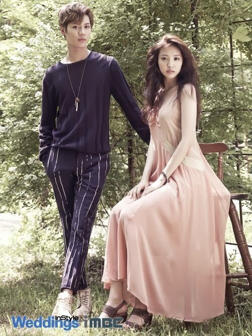 By Photo Congress || Nonton We Got Married Sungjae Joy Sub