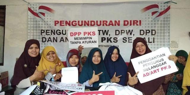 Kisah Haru Kader Ummahat PKS 20 Tahun Merajut Dakwah di Bali, Harus Berakhir Seperti Ini