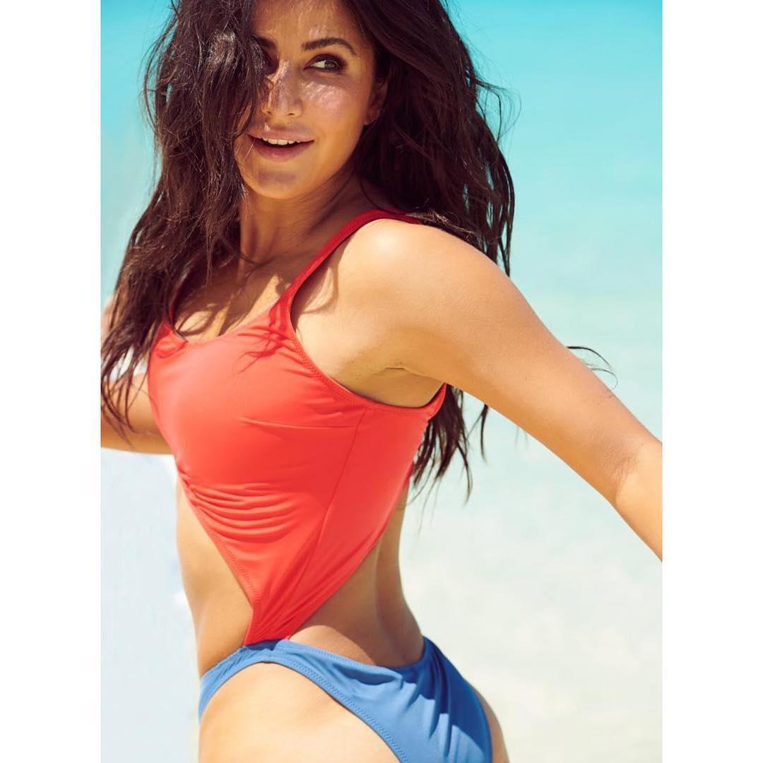 TOP 5 Beach Photos of Katrina Kaif You May Like | Katrina Kaif