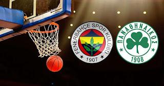 Fenerbahçe Beko - PanathinaikosCanli Maç İzle 08 Şubat 2019