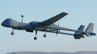 Drone Buatan Israel