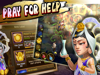 Monkey King Saga MOD APK+DATA