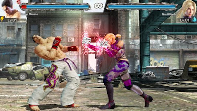 TEKKEN v0.9.1 Mod Apk + Data (Unlock Features)
