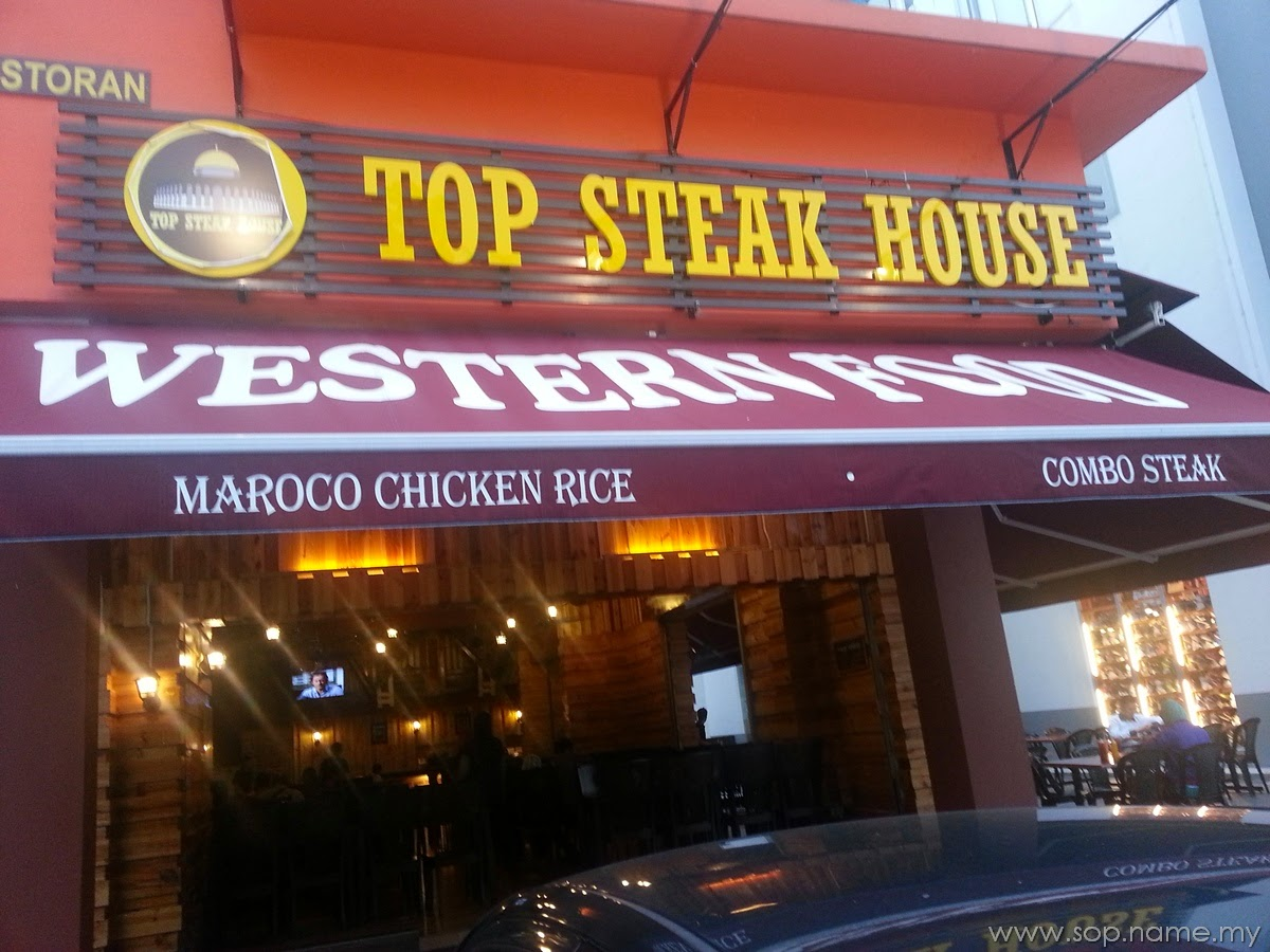 Restoran Top Steak House