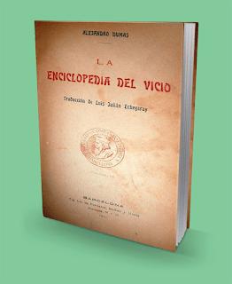 La Enciclopedia del Vicio - Alejandro Dumas