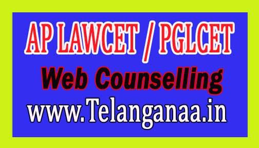 AP LAWCET / PGLCET Final Counselling 2016