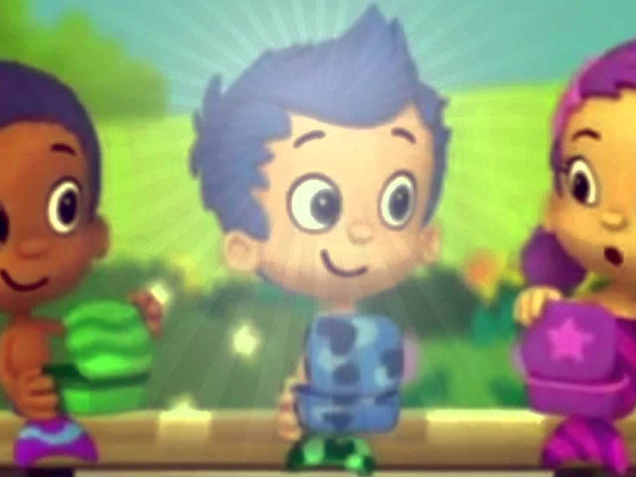 Bubble Guppies Scary Finder: The Spring Chicken Is Coming!