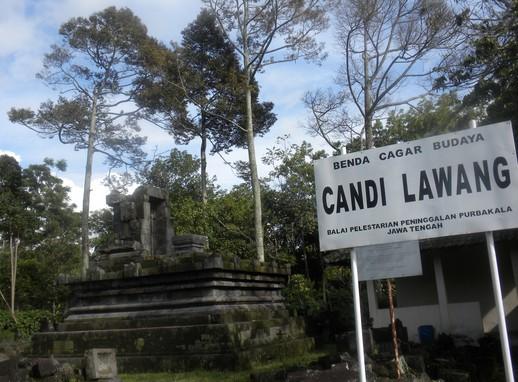 Pesona Keindahan Wisata Candi Lawang Di Cepogo Boyolali Jawa