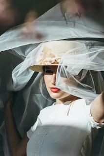 chapeau de mariee maison guillemette