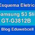 Esquema Elétrico Samsung Galaxy S3 Slim GT-G3812B - Manual de Serviço