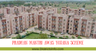 Pradhan Mantri Awas yojana Scheme