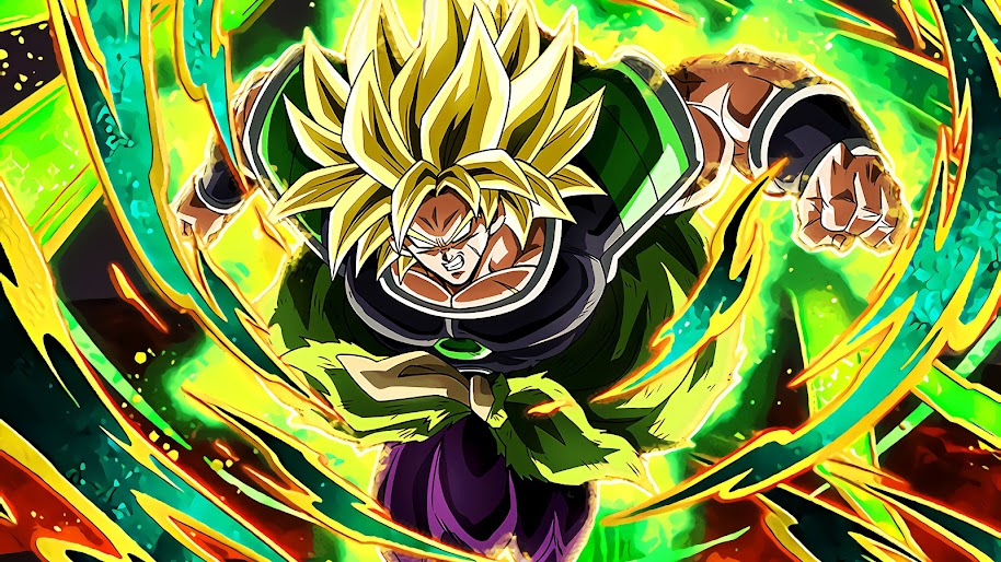 Broly Super Saiyan Dragon Ball Super Broly 4k Wallpaper 17
