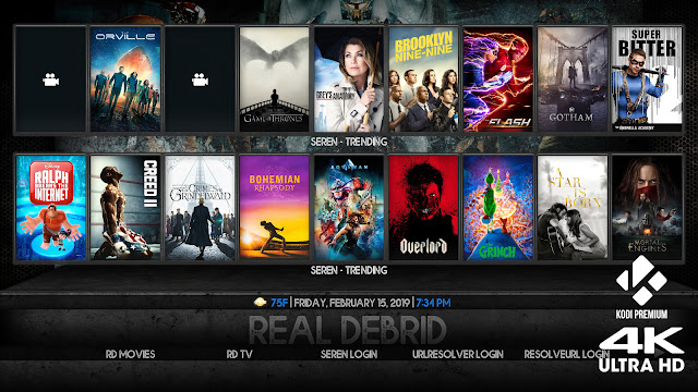FULLY LOADED & BEST KODI BUILD 🔥 FOR KODI 18 LEIA FEB 2019