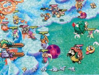 Heroes of Mana (2007)