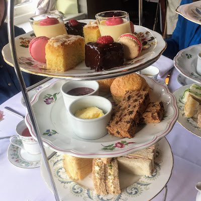 Best Afternoon Tea Shropshire Review The Haughmond Upton Magna