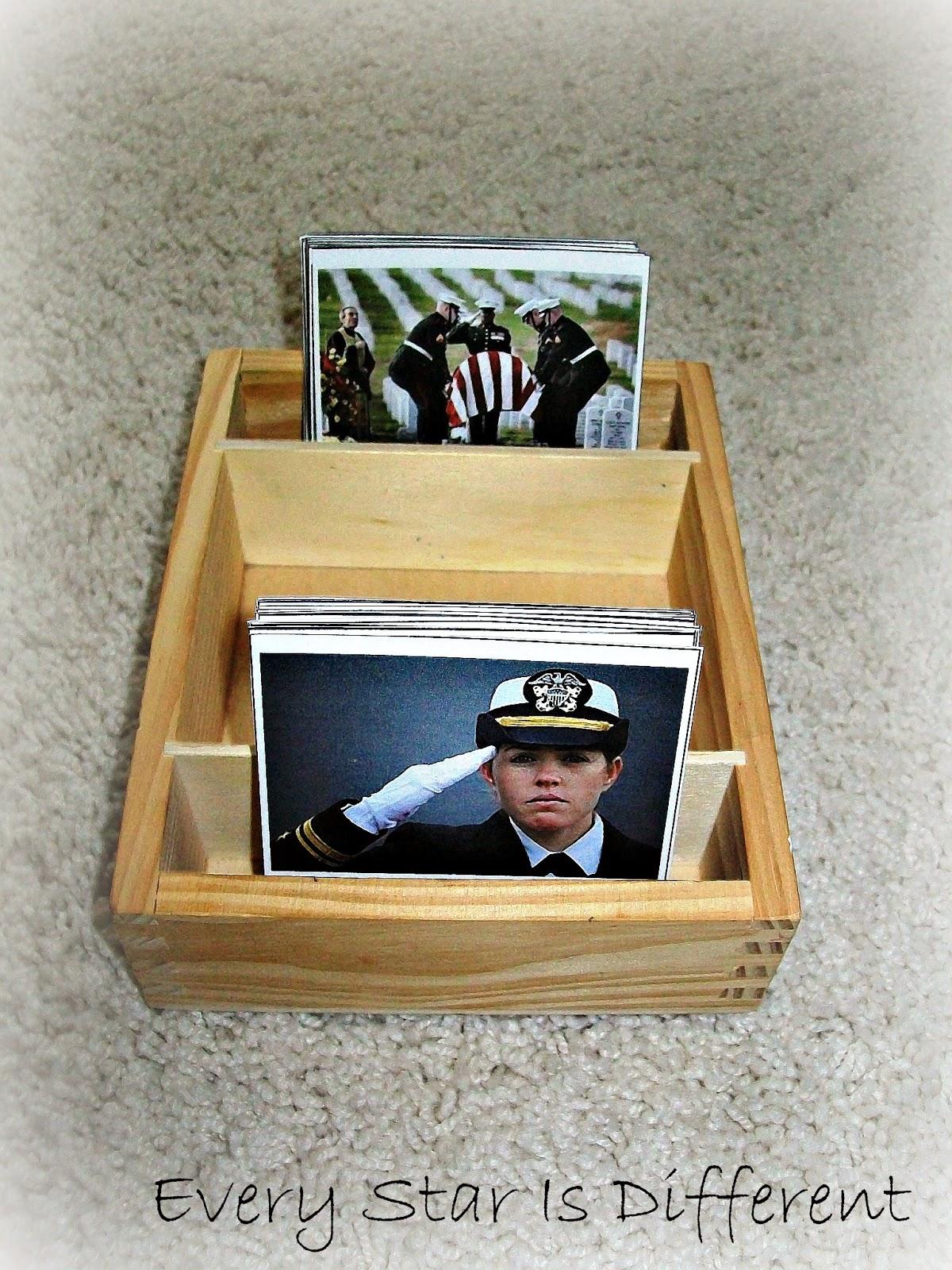 Memorial Day Memory Game