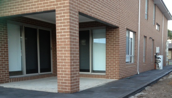 Building The Balwyn With Orbit Homes External Selections