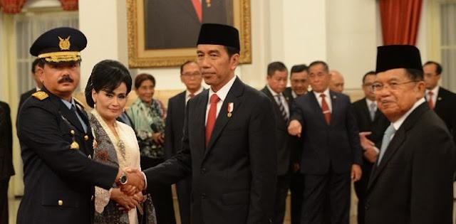 Marsekal Hadi Sebut Anggota TNI Jangan Terseret Pusaran Politik