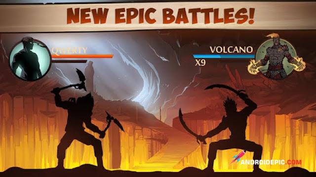 Info Mod Shadow Fight 2